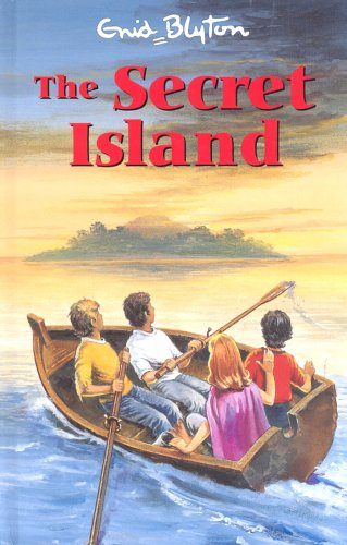 9781841351414: The Secret Island