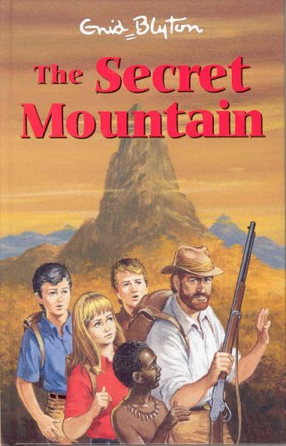 9781841351438: The Secret Mountain (Secret Series)