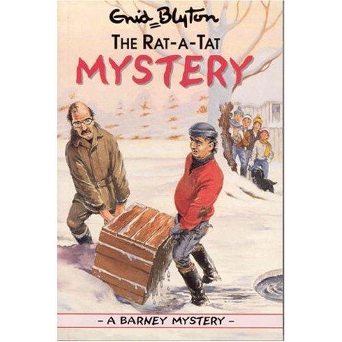 The Rat-a-tat Mystery (Barney Mysteries) (Barney Mysteries)