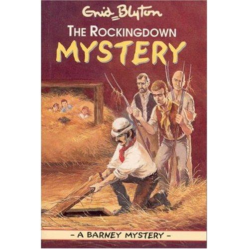 9781841351759: The Rockingham Mystery (Barney Mysteries)