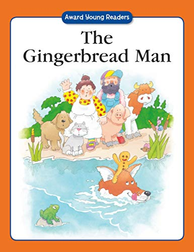 9781841351933: The Gingerbread Man: A Traditional Story with Simple Text and Large Type. for Ages 5 and Up (Award Young Readers)