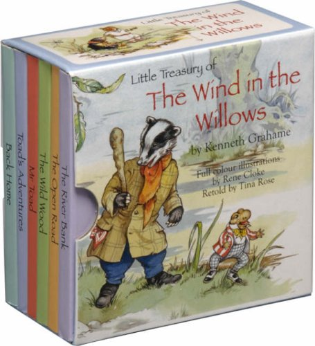 9781841354118: Little Treasury of the Wind in the Willows