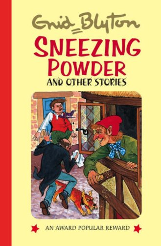 9781841354385: Sneezing Powder and Other Stories (Enid Blyton's Popular Rewards Series 8)