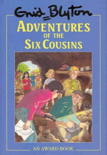 9781841354927: Adventures of the Six Cousins (Enid Blyton's Omnibus Editions)