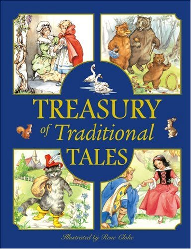 9781841355047: Treasury of Traditional Tales