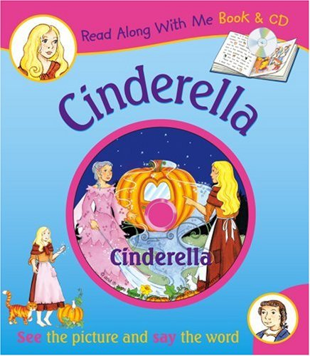 9781841355160: Cinderella (Read Along With Me Book & CD)