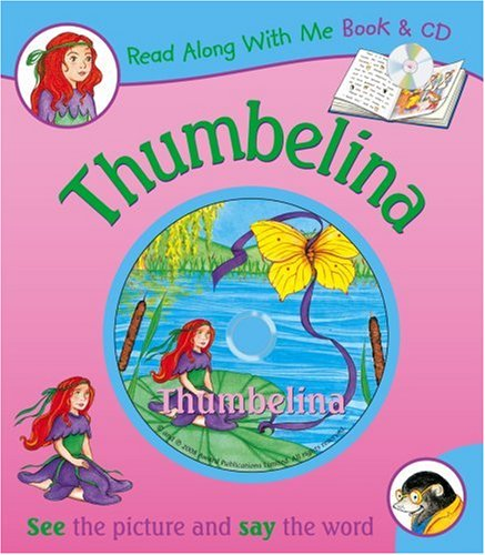 9781841355191: Thumbelina (Read Along With Me Book & CD)