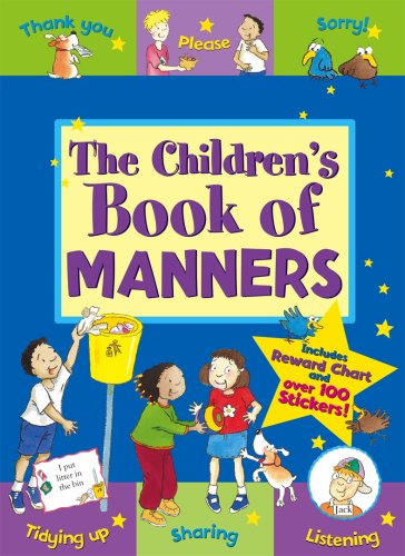 9781841355306: The Children's Book of Manners