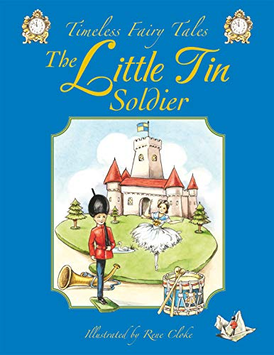 9781841355429: The Little Tin Soldier (Timeless Fairy Tales series)