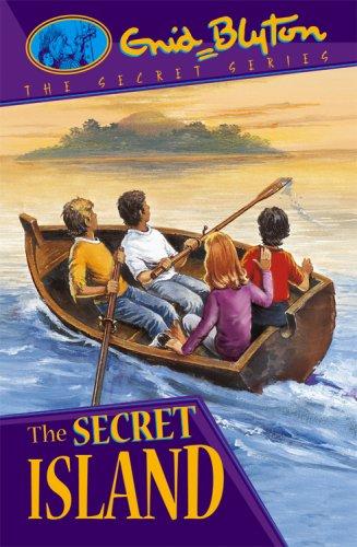 9781841355597: The Secret Island (Secret Series)