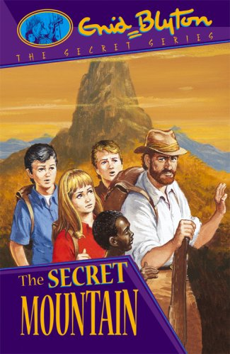 9781841355627: The Secret Mountain (Secret Series)