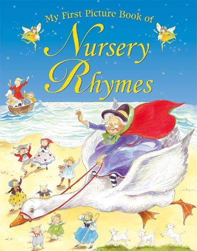 9781841355818: My First Picture Book of Nursery Rhymes: Twenty Popular Nursery Rhymes. for Ages 2 and Up.