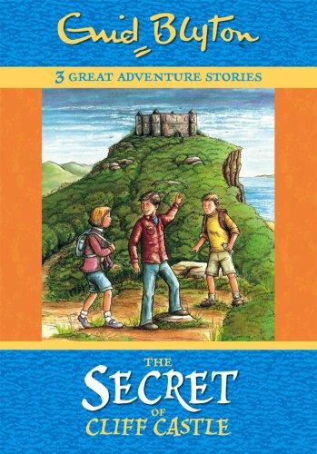 9781841355887: Secret of Cliff Castle (Enid Blyton's Omnibus Edition) (Adventure Omnibuses)