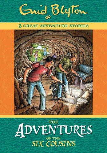 9781841355894: The Adventures of the Six Cousins (Adventure Omnibus)