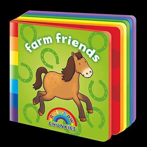9781841356273: Farm Friends (Rainbow Chunkies)
