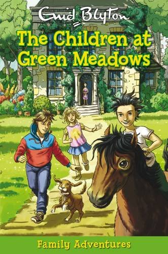 9781841356457: The Children at Green Meadows (Family Adventures)