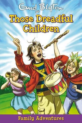 9781841356464: Those Dreadful Children (Mystery & Adventure) (Family Adventures)