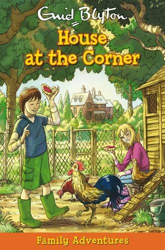 9781841356471: Family Adventure Series House at the Corner
