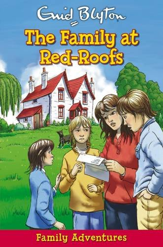 9781841356488: Family Adventure Series, The Family at Red-Roofs