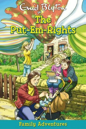 9781841356495: The Put-Em-Rights (Family Adventures)