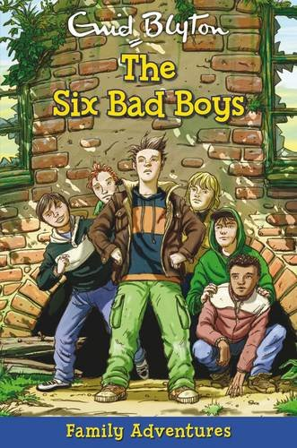 9781841356501: Family Adventure Series: The Six Bad Boys