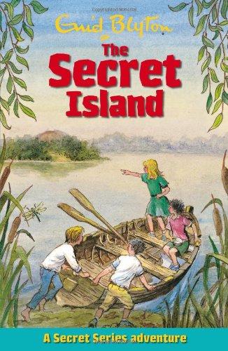 9781841356730: The Secret Island (Secret Series)