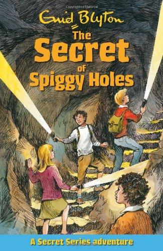 9781841356754: The Secret of Spiggy Holes (Secret Series) (Secret Series Adventure)