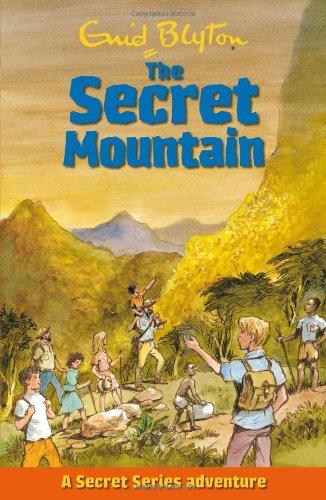 9781841356761: The Secret Mountain (Secret Series)