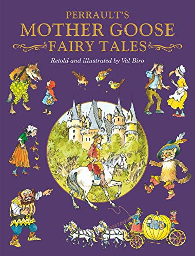 9781841357270: Charles Perrault's Mother Goose Fairy Tales