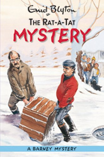 The Rat-A-Tat Mystery (Barney Mysteries) (Barney Mystery)