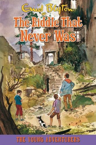 9781841357386: The Riddle That Never Was (Young Adventurers)