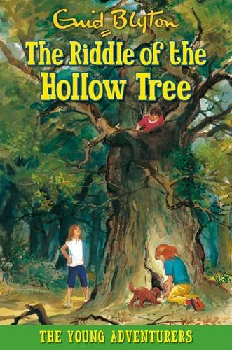 9781841357409: The Riddle of the Hollow Tree (Young Adventurers)