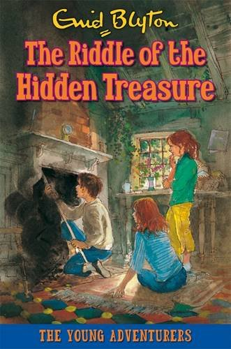 9781841357416: The Riddle of the Hidden Treasure (Young Adventurers)