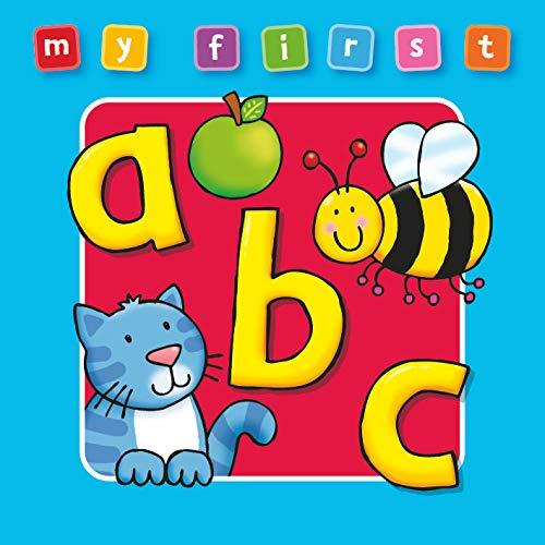 My First ABC Bumper Board Book: ABC (My First Bumper Deluxe): Anna Award