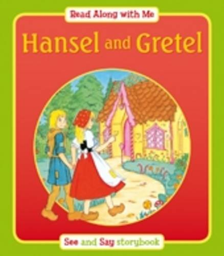 9781841357713: Hansel and Gretel (Read Along with Me)