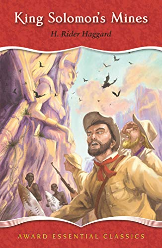 9781841358468: King Solomon's Mines (Award Essential Classics)