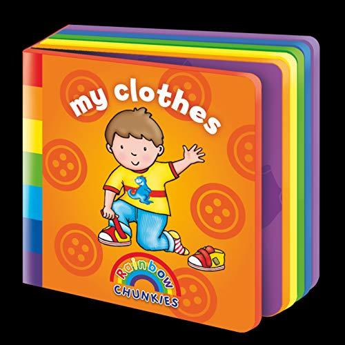 9781841358536: My House (Rainbow Chunkies)