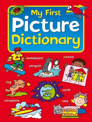 9781841358734: My First Picture Dictionary