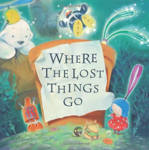 Where the Lost Things Go: Tom Bell