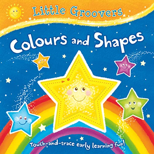First Shapes (Little Groovers): Hewitt, Angie