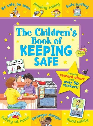 9781841359090: The Children's Book of Keeping Safe (Little Learners)