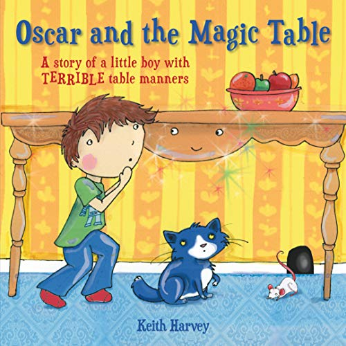 9781841359229: Oscar & the Magic Table (Little Learners: Story Books)