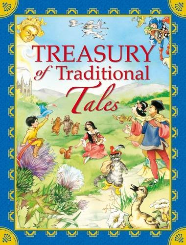 9781841359397: Treasury of Traditional Tales