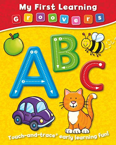 9781841359427: ABC: Touch-and-trace early learning fun! (My First Learning Groovers)
