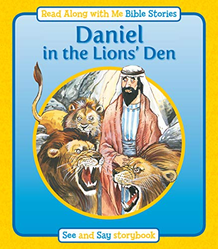 9781841359519: Daniel in the Lion's Den (Read Along with Me Bible Stories) (My Bible Stories)