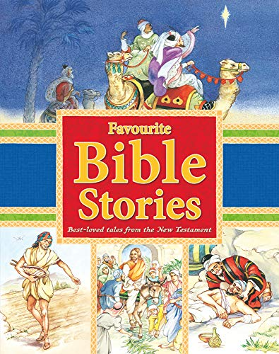 Favourite Bible Stories: Retold by Wendy Wilkin