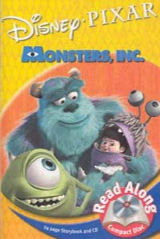 9781841361017: Monsters Inc Read-along