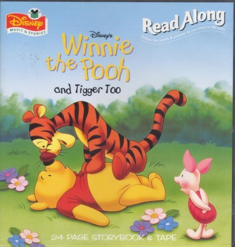 9781841361147: Winnie the Pooh and Tigger Too Read-along