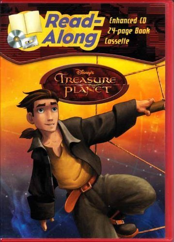 9781841362786: Treasure Planet Read-along