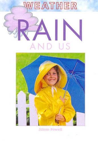 9781841380360: Rain and Us (Weather)